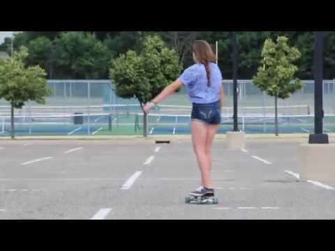 Longboarding ft. Jessie Smith