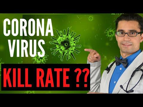 Does CoronaVirus Kill? - Corona Virus Kill Rate?