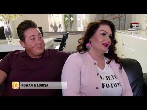 Internationaal succes voor transgenderkoppel Louisa en Rowan - RTL BOULEVARD