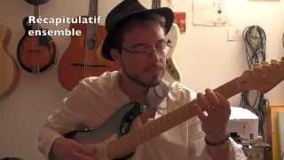 Day tripper (The Beatles) - Tuto guitare (Part 1/2) + TABS