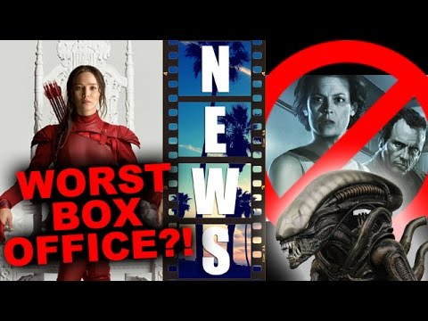 Mockingjay Part 2 Box Office, Neill Blomkamp's Alien vs Alien Paradise Lost - Beyond The Trailer