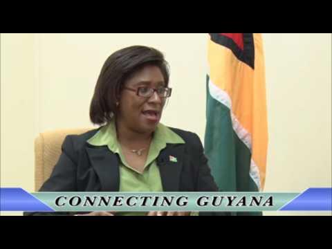 Connecting Guyana