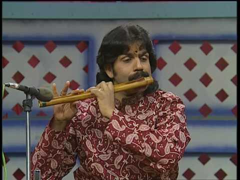 Carnatic Flute Concert -V.K