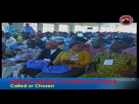 MFM Prophetic Congress 2018