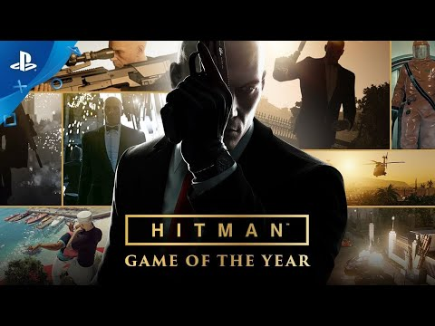Hitman - Game of the year edition |