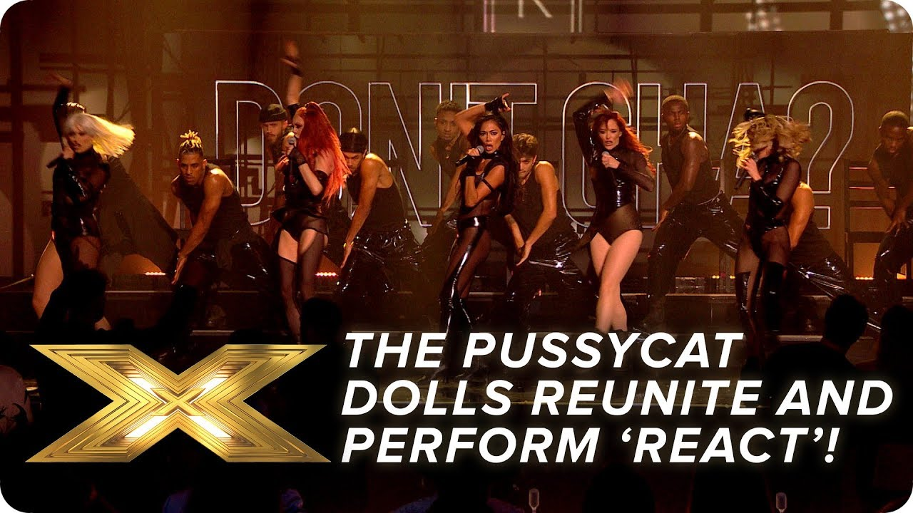 The Pussycat Dolls Reunite And Perform New Song React
