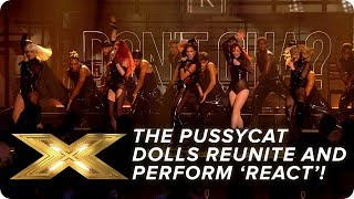 The Pussycat Dolls REUNITE and perform new song