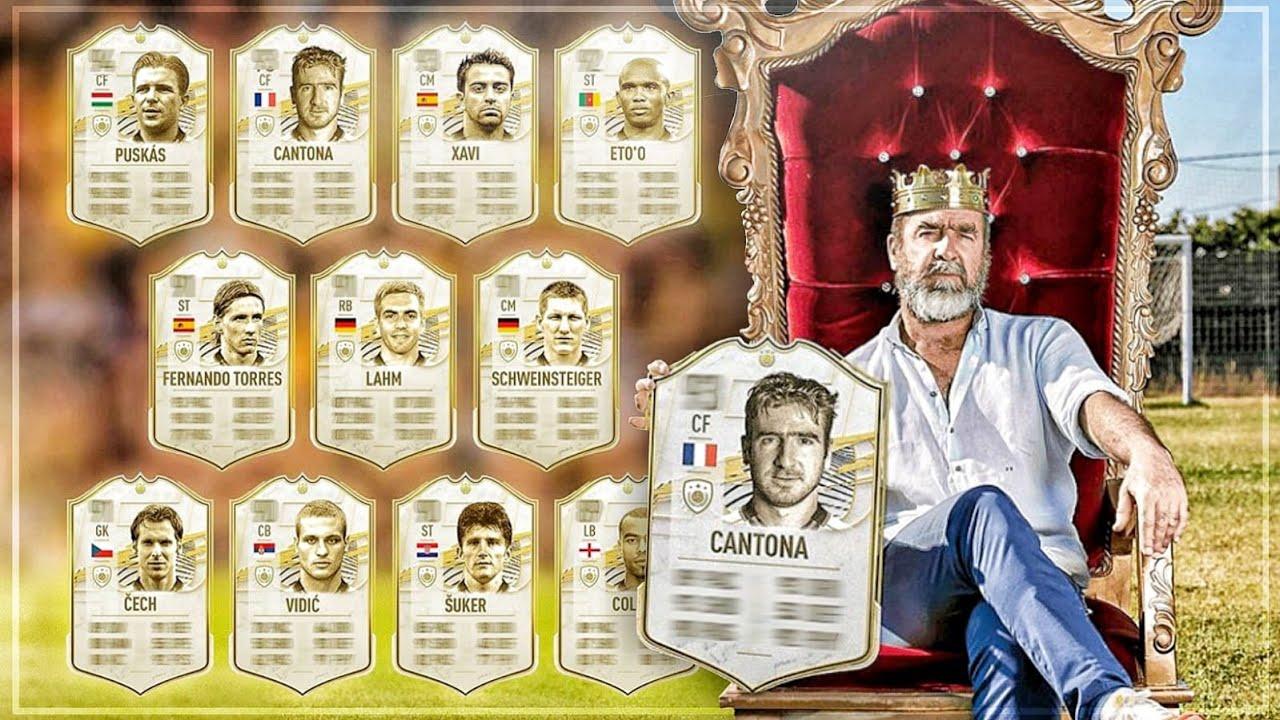FIFA 21: ALLE NEUEN ICON RATINGS GELEAKT!! 🔥😍 | FEAT. CANTONA, ETO'O & MEHR 😱