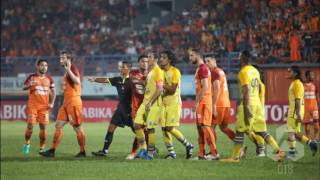 Video Gol Pertandingan Pusamania Borneo FC vs Persegres Gresik United