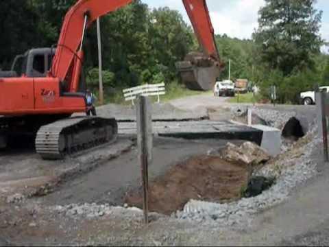 Driveway Culvert Repair