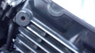 バリオス2のアイドリングが不安定なので動画で撮ってみました。