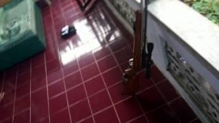 Berburu garangan dengan senapan Gas .part 1