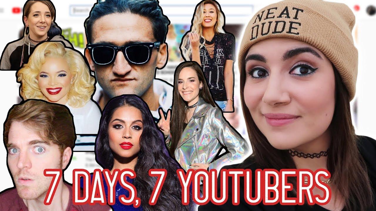 [VIDEO] - I Dressed Like YouTubers For A Week 7
