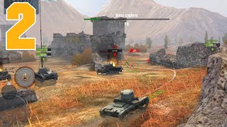 World Of Tanks Blitz MMO - Gameplay Video