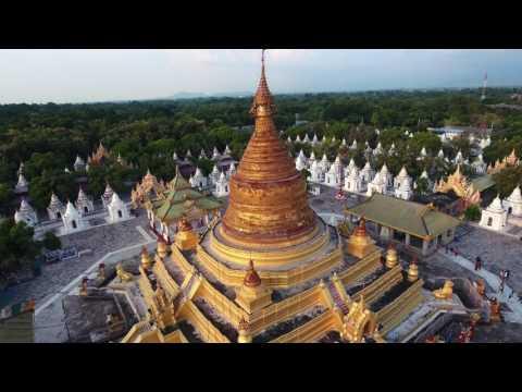 Kuthodaw - World's largest book