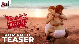 Cover images My Name Is Raja Romantic 2K Teaser | Raaj Suriyan | Aakarshika | Nasareen | Ellwyn Joshua