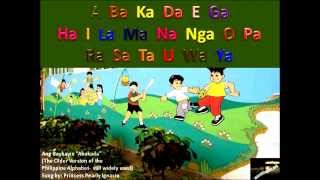 learn tagalog philippines abakada song with english caption