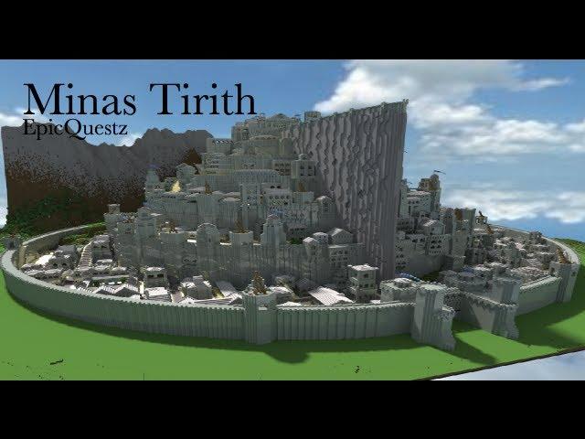 10 Kreasi Minecraft Ini Akan Membuat Kamu Tercengang