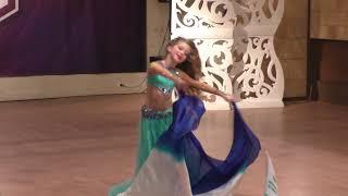 Восточные танцы дети - детские восточные танцы