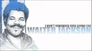 """Walter Jackson: """"I Won"""