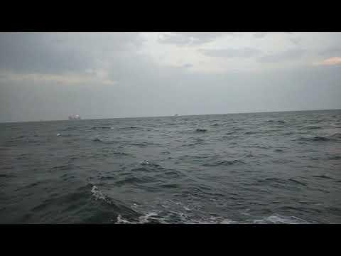 Rig/ Offshore location at Saudi..mantap