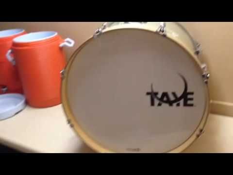 how to make a bass drum port hole youtube. Black Bedroom Furniture Sets. Home Design Ideas