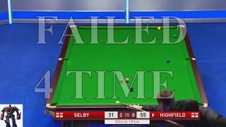 Mark Selby Incredible Tactical Play Welsh Open Hd - ALLin1