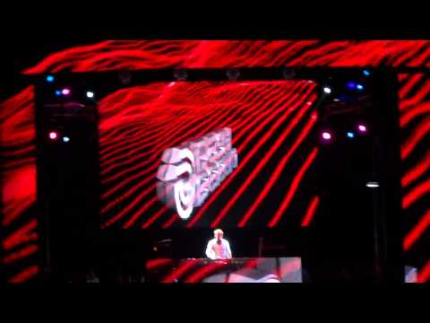 Dash Berlin -  [Skylar Grey - Coming Home]|HD| SixFlags México| 5 Mayo 2012|