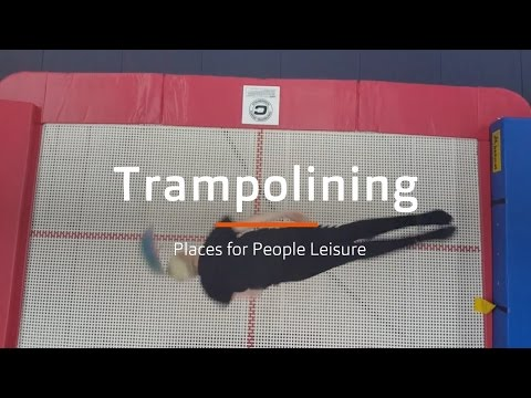 Trampolining Courses At West Bromwich Leisure Centre