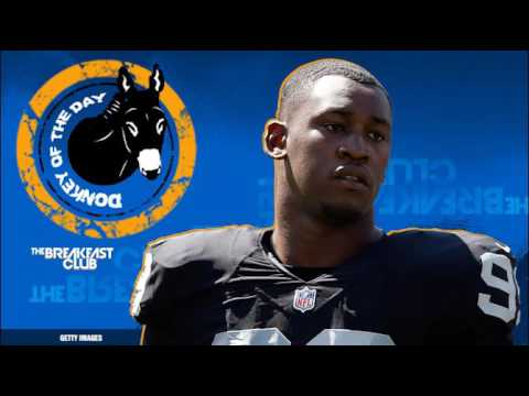 Aldon Smith - Donkey of the Day (7-26-16)