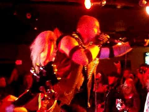 DORO  Breakin The Law w SKI from Faith Factor at The Pennant East