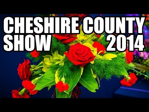 Cheshire County Show 2014 Full 40 Minute video