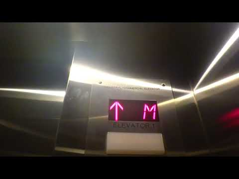 New Industrial/Commercial Elevator 1 - College of Fine Arts - Carnegie Mellon Uni. - Pittsburgh, PA