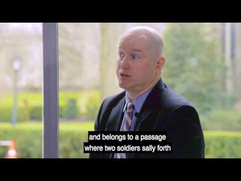 Matthew McGowan On Latin And Cultural Memory