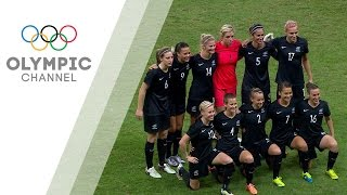 Quickfire: New Zealand football women on historical goals