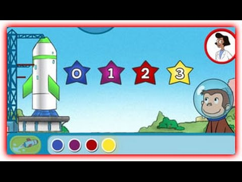 Curious George Busyday Rocket - Curious George Games - PBS KIDS