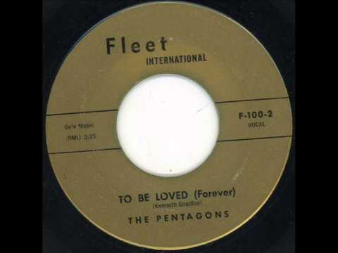 To Be Loved -  Pentagons