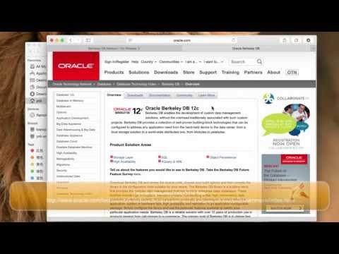 Building Oracle Berkeley DB