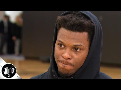 Kyle Lowry felt 'betrayed' over DeMar DeRozan-Kawhi Leonard trade | The Jump