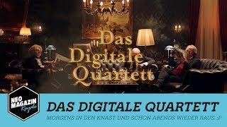 Das Digitale Quartett: Morgens in den Knast und schon abends wieder raus..;P | NEO MAGAZIN ROYALE