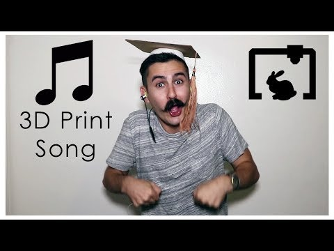 3D Print Song