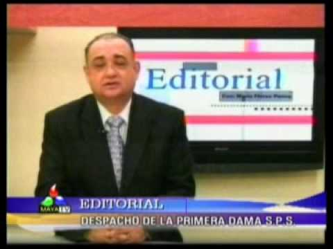 DESPACHO DE LA PRIMERA DAMA.flv