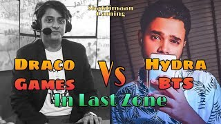 #HydraBts #DracoGames HYDRA BTS Vs Draco Games 2nd Time In Last Zone | Emulator | #ShaktimaanGaming
