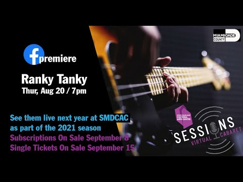 SMDCAC Sessions: Ranky Tanky