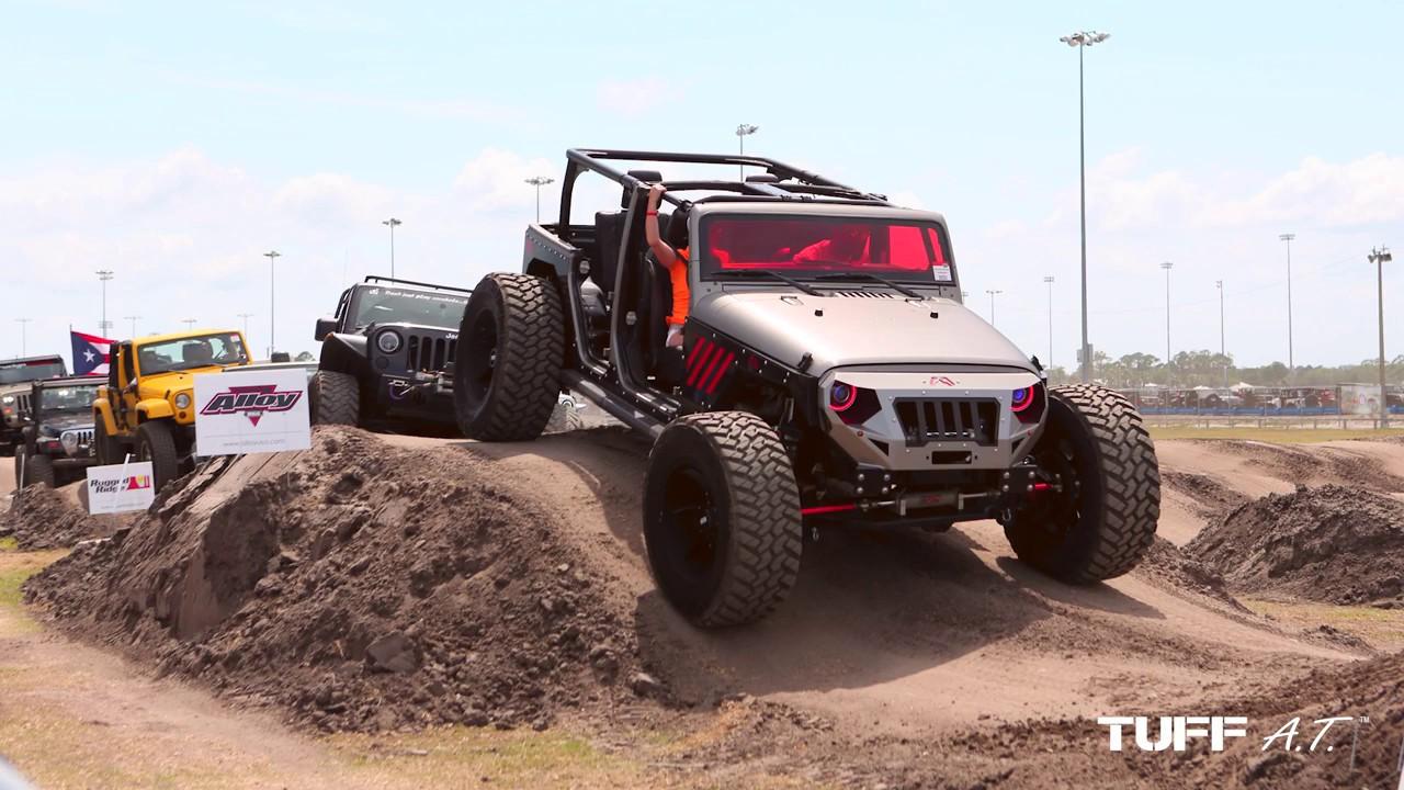 Daytona Beach Jeep Week 2017 The Best Beaches In World