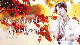 BTS Jin FF:Worldwide Handsome  Birthday special oneshot  