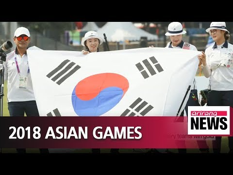 South Korea Archery Team Adds More Gold To The Medal Haul