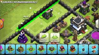 Best Th9 War Base 2019 Edition | Anti 3 Star against Th10, Laloon and GoWipe++ | Clash of Clans 2019