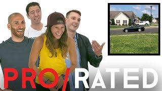 Athletes React: Skateboarding, Snowboarding & More | Pro/Rated