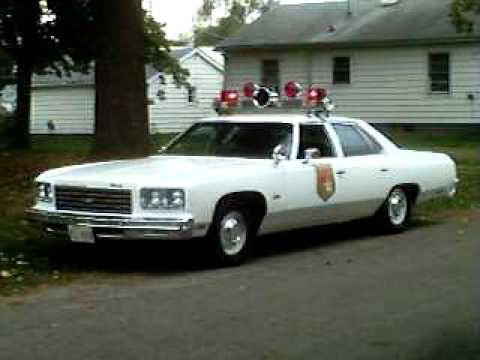 Police Car Impala For Sale